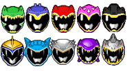 Kyoryuger Power of 10